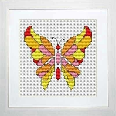 B049 Метелик Luca-S набір для